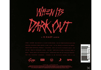 G-eazy - When It's Dark Out  - (CD)
