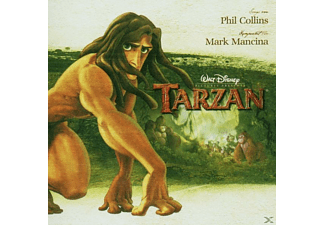 OST/VARIOUS - Tarzan - (CD)