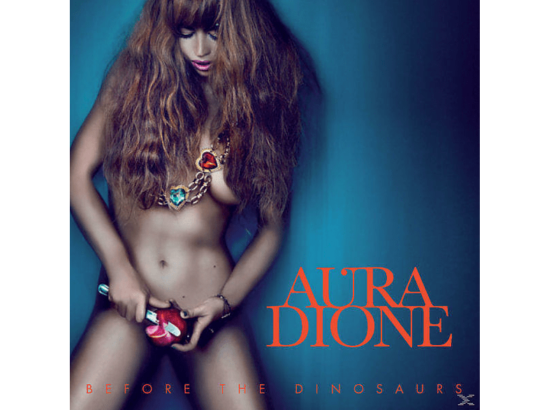 Aura Dione - BEFORE THE DINOSAURS (ENHANCED) [CD EXTRA/Enhanced]