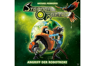 Sternenritter - 02: Angriff der Robotroxe  - (CD)