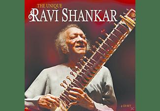 Ravi Shankar - Unique Ravi Shankar  - (CD)