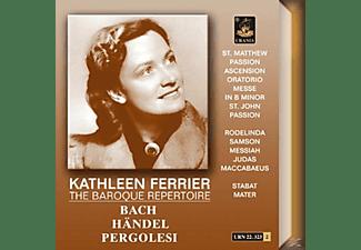 Kathleen Ferrier, VARIOUS - Kathleen Ferrier: Das Barockrepertoire  - (CD)