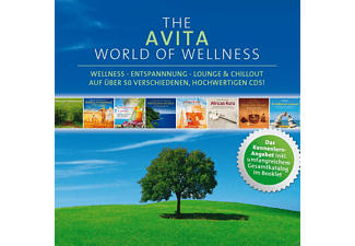 VARIOUS - The Avita World Of Wellness  - (CD)