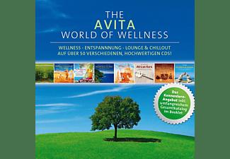 VARIOUS - The Avita World Of Wellness  - (CD)