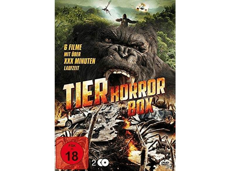 Tierhorror Box [DVD]