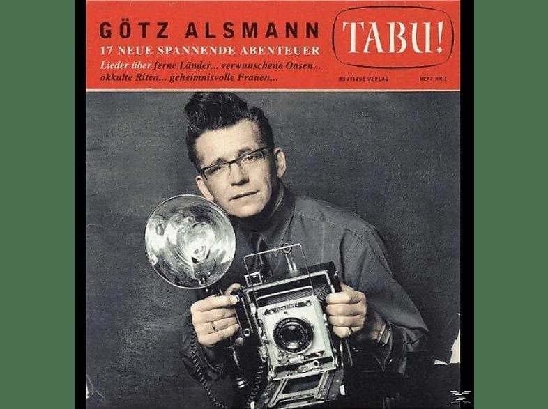 Götz Alsmann - Tabu [CD]