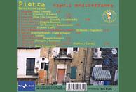Pietra Montecorvino - Napoli Mediterranea [CD]
