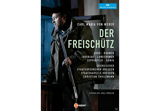 VARIOUS, Staatskapelle Dresden, Sächsischer Staatsopernchor Dresden - Der Freischütz  - (DVD)