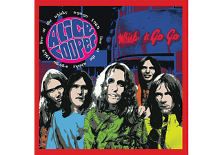 Alice Cooper - Live At The Whiskey A Go-Go, 1969  - (Vinyl)
