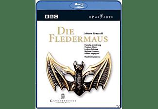 Jurowski/Armstrong/Allen/+ - Die Fledermaus  - (Blu-ray)