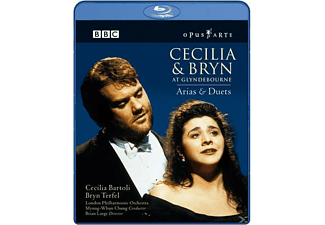 Bryn Terfel - Cecilia & Bryn At Glyndebourne  - (Blu-ray)