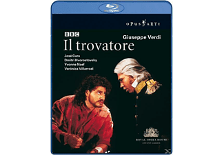 VARIOUS, Rizzi, Cura, Naef, Hvorostovksy, Rizzi/Cura/Hvorostovksy/Naef/+ - Der Troubadour  - (Blu-ray)