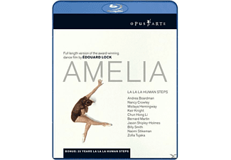 La La La Human Steps - Amelia-La La La Human Steps  - (Blu-ray)