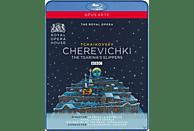 DIADKOVA/MIKHAILOV/VASSILIEV/ROYAL, Polianichko/Royal Opera - Cherevichki-Tsarina's Slippers [Blu-ray]