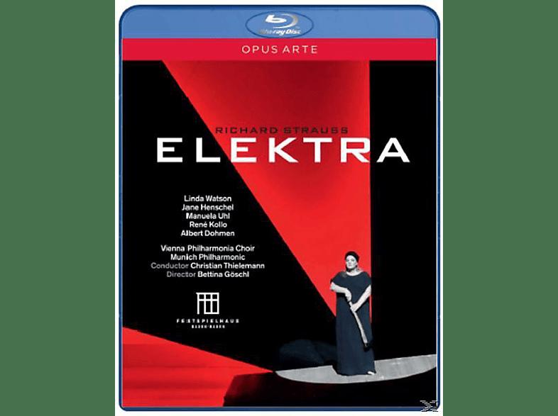 Thielemann/Watson/Henschel - Elektra [Blu-ray]