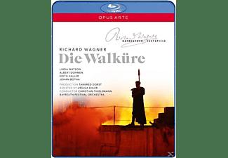 Thielemann/Botha/Dohmen/Haller - Die Walküre  - (Blu-ray)