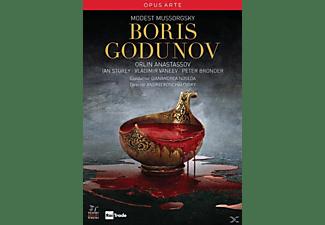 Gianandrea /ot Regio Di Torino Noseda - Boris Godunov  - (DVD)