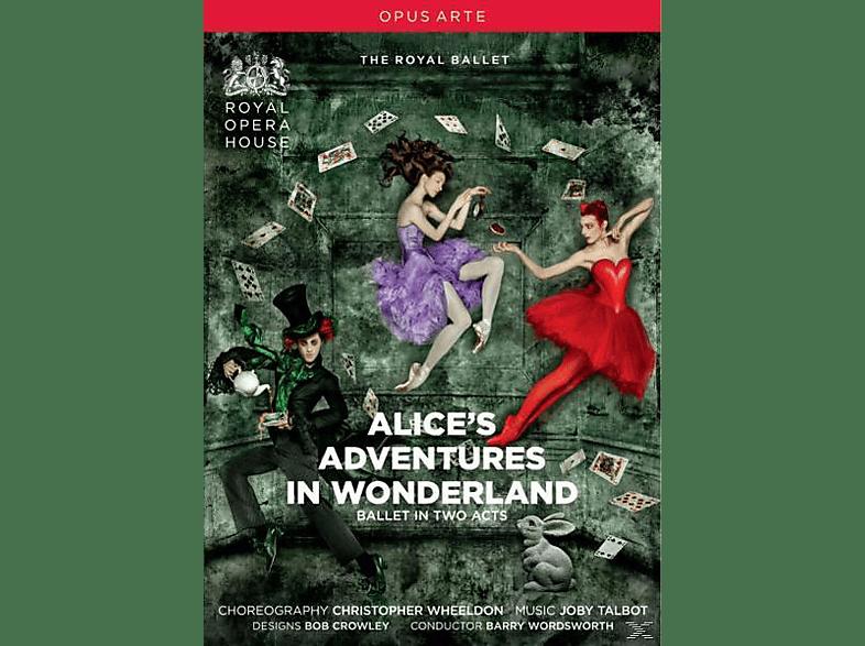 Royal Ballet - Alice's Adventures In Wonderland [DVD]