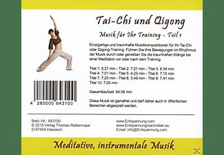 Thomas Rettenmaier - Tai-Chi Und Qigong Teil 1  - (CD)