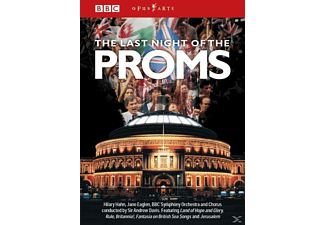 VARIOUS - The Last Night Of The Proms (Ntsc)  - (DVD)