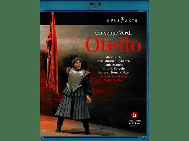 ROS-MARBA/CURA/STOYANOVA - Othello [Blu-ray]
