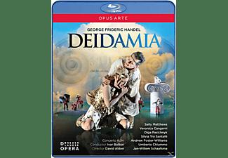 Matthews/Cangemi, Bolton/Matthews/Cangemi/Pasichnyk - Deidamia  - (Blu-ray)