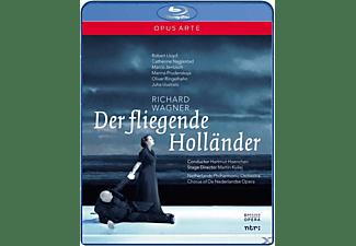 Haenchen/Naglestad/Uusitalo/Lloyd - Der Fliegende Holländer  - (Blu-ray)
