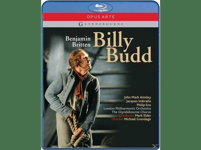 Elder/Ainsley/Imbrailo/Ens - Billy Budd [Blu-ray]