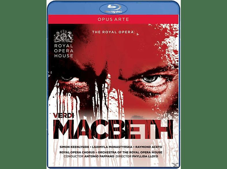 Pappano/Keenlyside/Monastyrska - Macbeth [Blu-ray]
