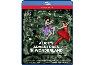Wordsworth/Royal Ballet - Alice's Adventures In Wonderland  - (Blu-ray)