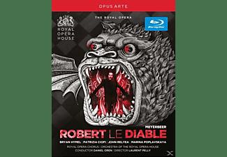 Oren/Hymel/Ciofi/Relyea - Robert Le Diable  - (Blu-ray)