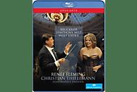 Fleming/Thielemann/Staatskapel, Fleming,Renée/Thielemann,Christian/SD - Sinfonie 7/Lieder [Blu-ray]