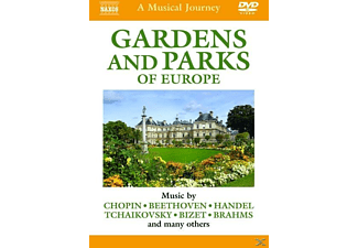 VARIOUS - A Musical Journey: Gardens And Park  - (DVD)
