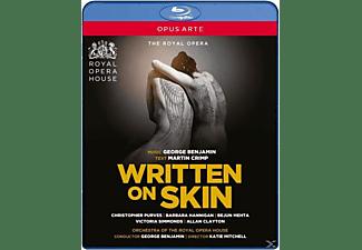 The Royal Opera House, Benjamin/Purves/Hannigan - Written On Skin  - (Blu-ray)