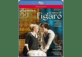 Matthews/Priante, Ticciati/Matthews/Priante - Hochzeit Des Figaro  - (Blu-ray)