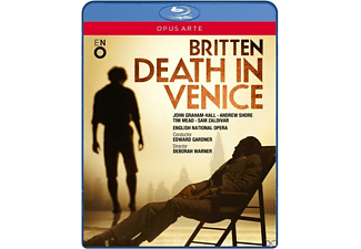 English National Opera Orchestra - Death In Venice  - (Blu-ray)