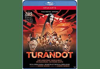 Lindstrom/Berti - Turandot  - (Blu-ray)