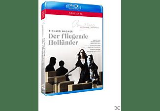 Bayreuth Festival Orchestra & Choru - Der Fliegende Holländer  - (Blu-ray)