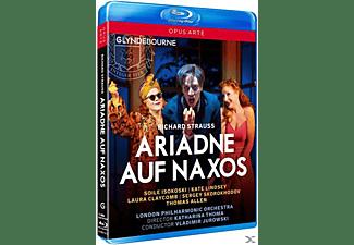 The London Philharmonic Orchestra - Ariadne Auf Naxos  - (Blu-ray)