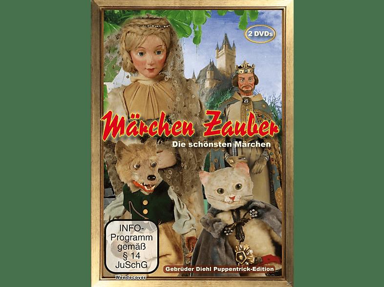 Märchen Zauber - Die schönsten Märchen [DVD]