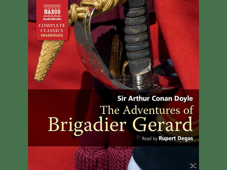 Rupert Degas - Adventures Of Brigadier Gerard - (CD)