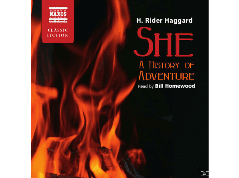 Bill Homewood - She-A History of Adventure - (CD)