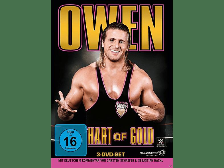 Owen Hart - Hart of Gold [DVD]