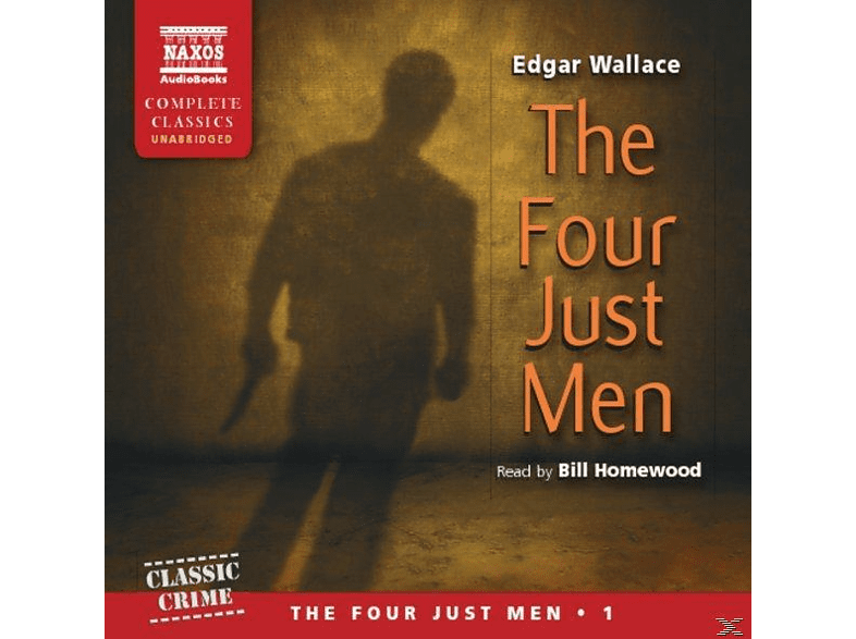 Bill Homewood - The Four Just Men - (CD)