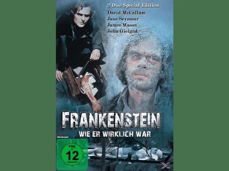 Frankenstein, wie er wirklich war [DVD]