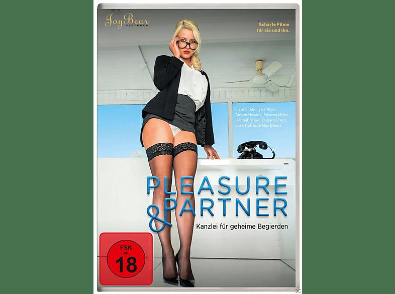 Pleasure & Partner - Kanzlei für geheime Begierden [DVD]