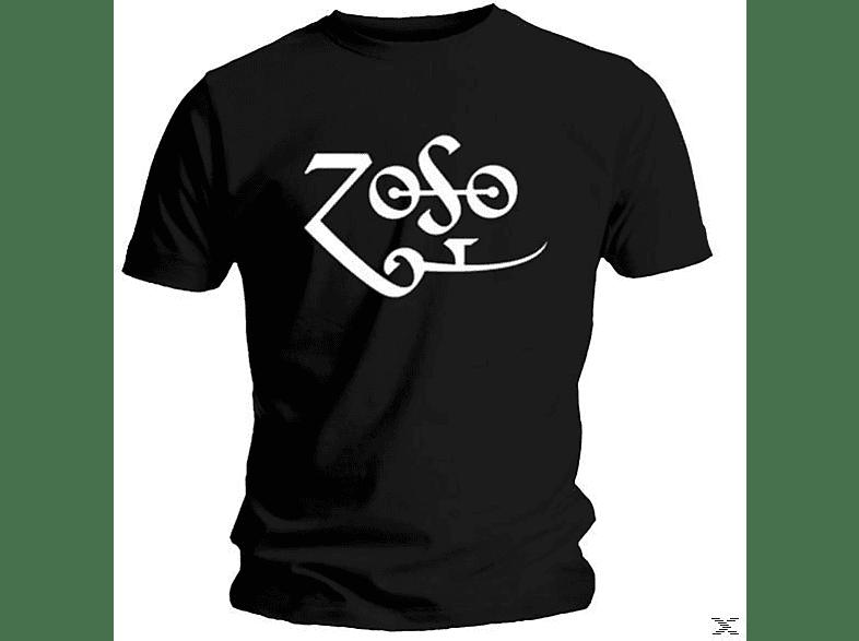Zoso T-Shirt  (Blk, Xl, Male)