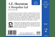 Samuel West - A Shropshire Lad - (CD)