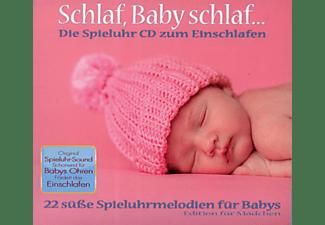 VARIOUS - Schlaf,Baby schlaf.. Die Spieluhr CD zum Einschlafen  - (CD)