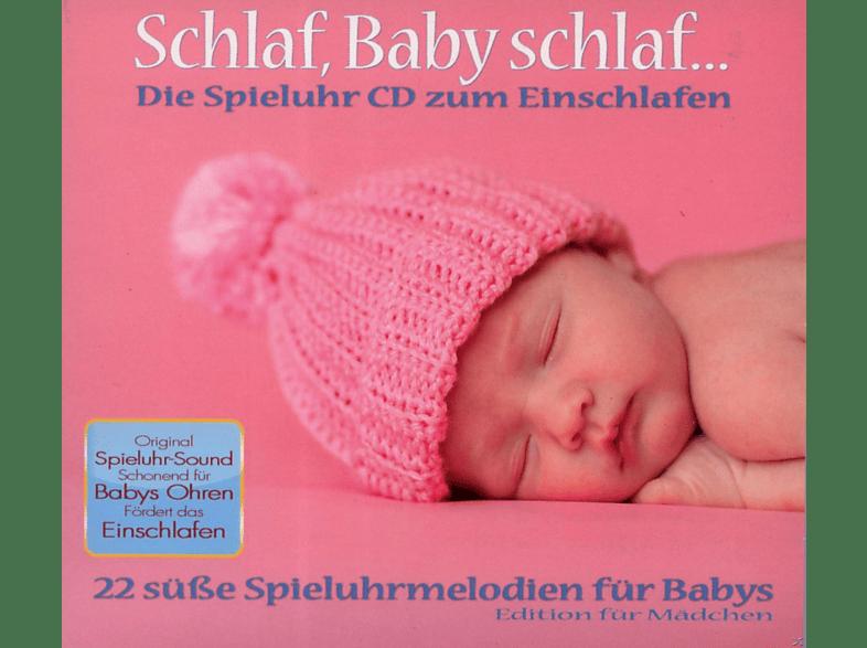 VARIOUS - Schlaf,Baby schlaf.. Die Spieluhr CD zum Einschlafen [CD]